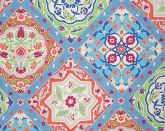 Iznik by Snow Leopard 012R - 1/2yd