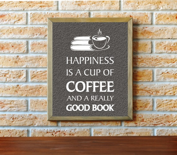 Coffee Art-Coffee Kitchen Art-Chalkboard Sign-Chalk