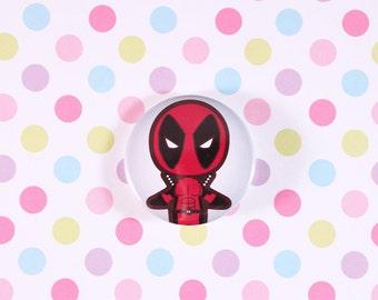 Deadpool Pin