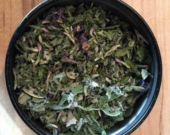 Organically Grown Balancing Tea Blend from No. 9 Farms