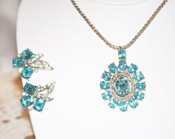 Joseph Wiesner Necklace and Earrings Set