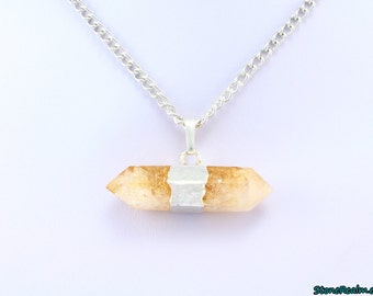Citrine Point Necklace  , Citrine Point - P05