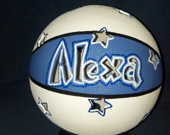 Ceramic Basketball lamp