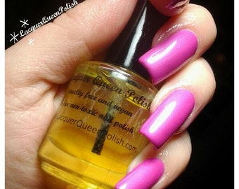 Cuticle Oil Deep Conditioning and Nourishing Nail Treatment - .5oz/15ml full size