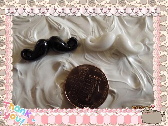 0: )- CABOCHON -( Mustache