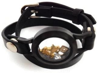 Soulwindow Locket Bracelet of incl 4 charms