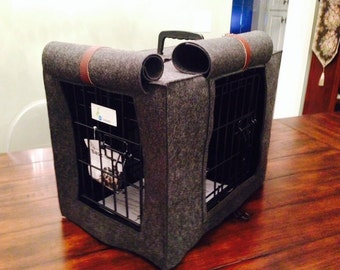 Dog crate cover (S)