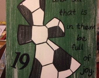Soccer cross