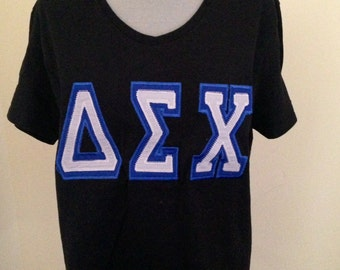 Greek Jersey double applique