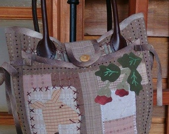 Done in Patchwork bag