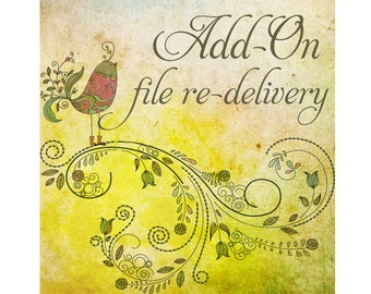 File Re-delivery Add-ON