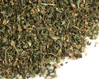 DRIED CATNIP - 4 OZ. OrganicTea Herb Herbal Wiccan Crafts Sachets Cat Toys