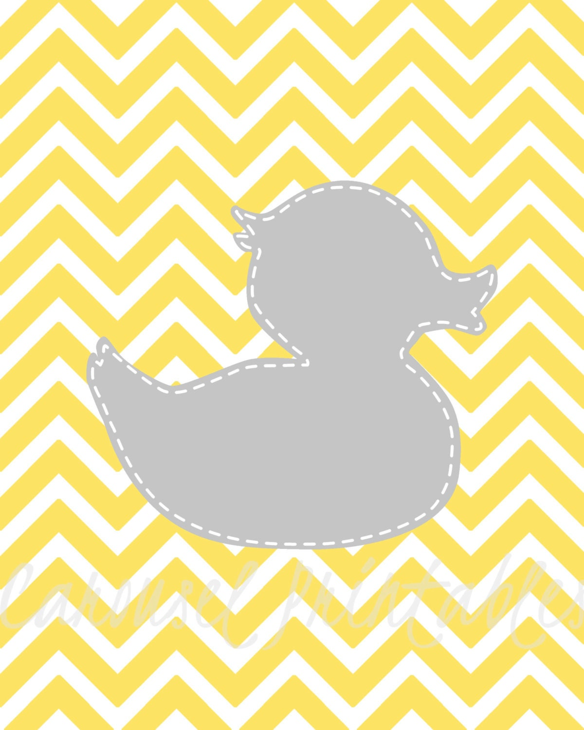 Rubber Duck Wall Art - Elitflat