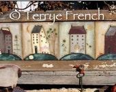 Seasons - by Terrye French, E-Pattern