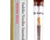 Japanese Sewing Quilting  Notions - Tulip Sashiko Needles - Long Assorted - 2 Each of 3 Sizes