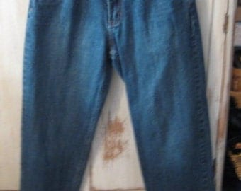 Nautica Size 18 Dark Wash boyfriend jeans