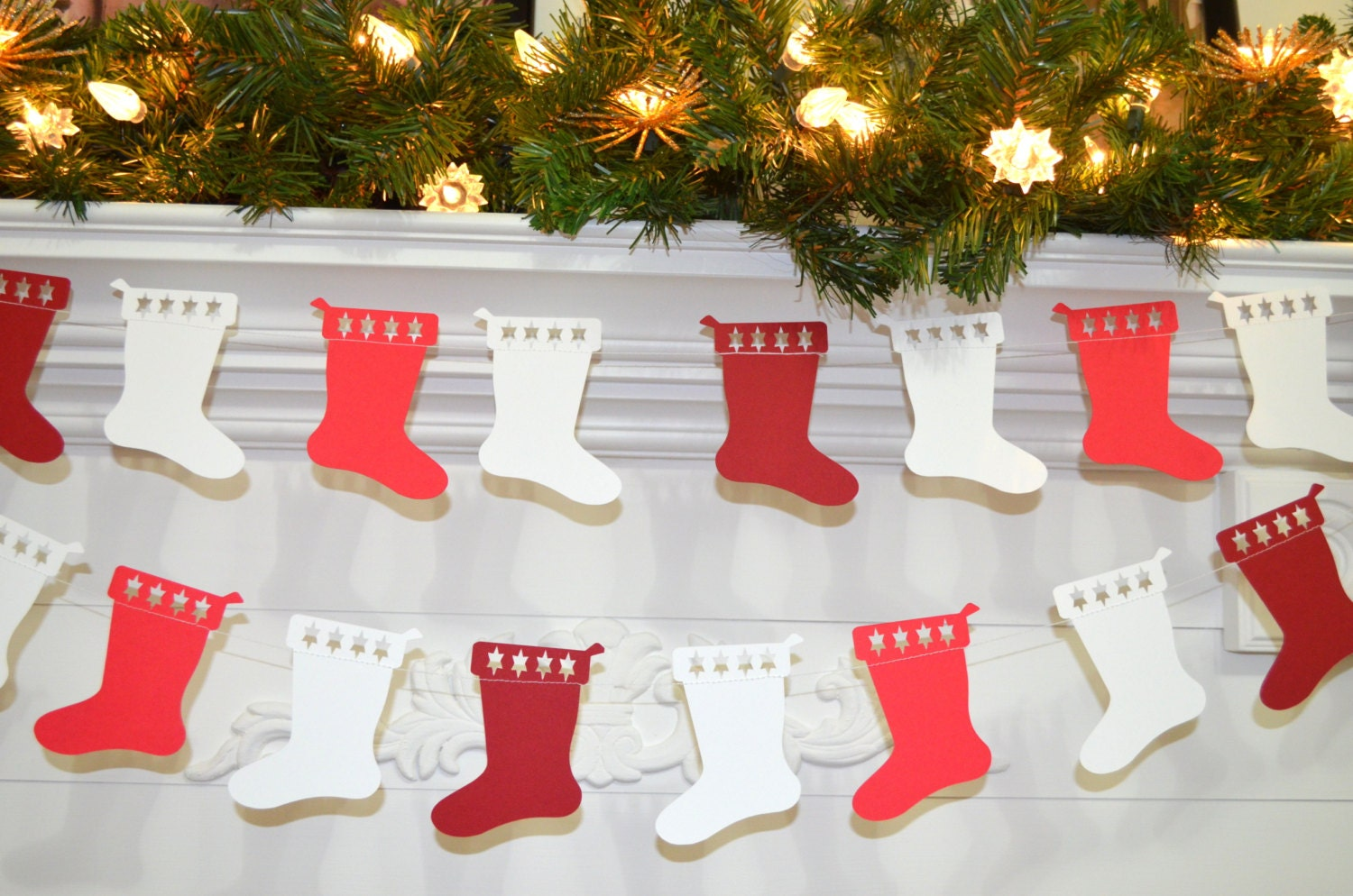 how to make a christmas stocking with wadding