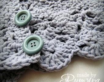 Crochet Pattern | Big Smooshy Cowl