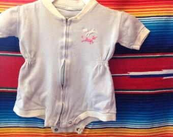 Vintage infant Onesie