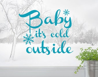 Popular Items For Baby Its Cold On Etsy