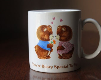 Beary Special Mug by Russ