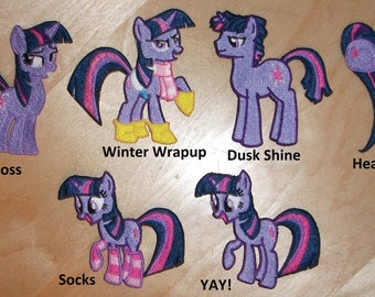 Twilight Sparkle - My Little Pony Patch