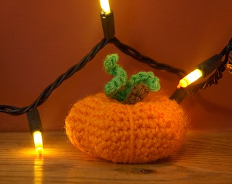 Little Pumpkin Amigurumi