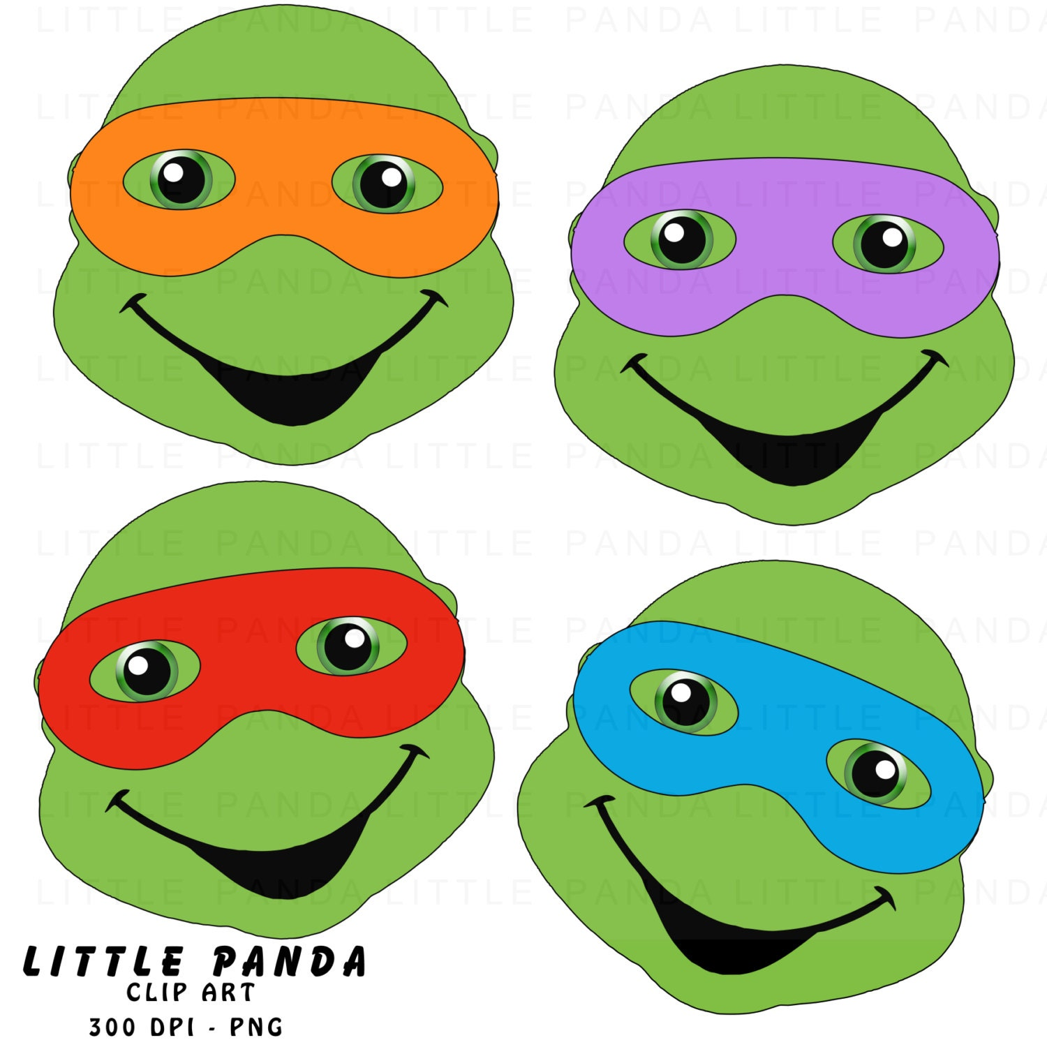 ninja turtle clip art free - photo #32