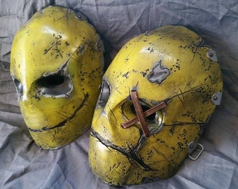 Army of Two mask prop costume cosplay