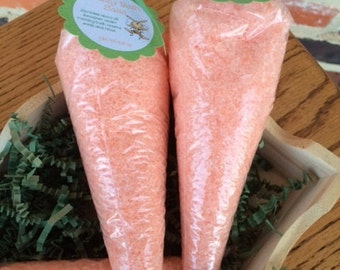 Bunny Bath Salts are perfect for Easter and Spring!