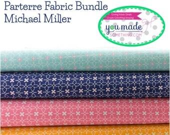 Parterre Fabric Bundle by Michael Miller