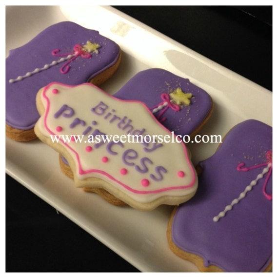 Princess Cookie Set