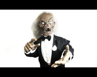 Tales from the Crypt The Crypt Keeper RIP Horror Collectors Series Doll