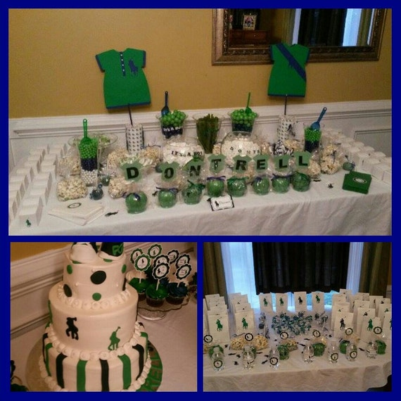 ultimate grand supreme horseman inspired baby shower package read