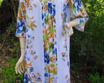 Large Tunic Cotton Tunic Floral Tunic Ethnic Tunic Maternity Large Tunic Bohemian Tunic Womens Tunic Tunic Dress Tunic Tops Summer Tunic XXL