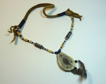 Vintage Native American style necklace