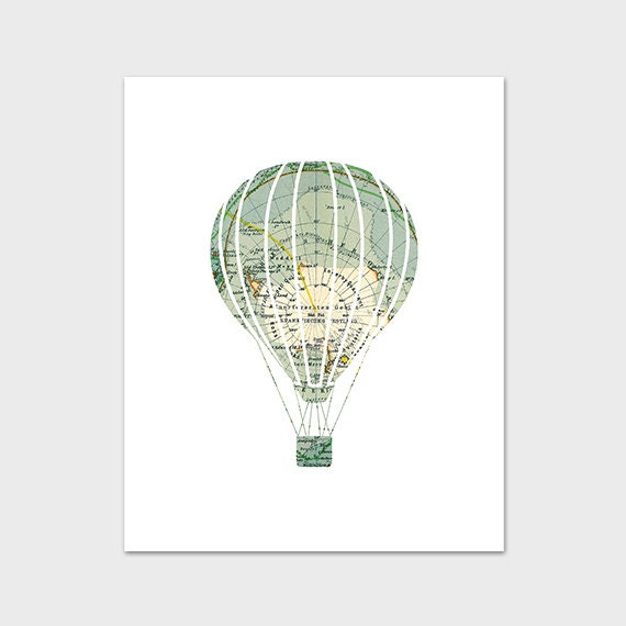 Gorgeous image intended for printable hot air balloon
