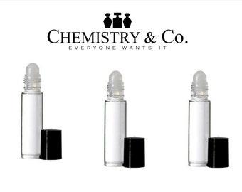 144 BULK WHOLESALE Glass 10 ml Roll-On Bottles 10ml Roll on Rollon for Perfume, Essential Oil, Aromatherapy, Lip Gloss Bottles Discount