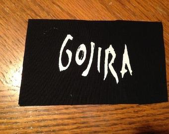 Gojira Patch