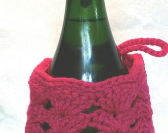 Wine bottle Cozy # 24