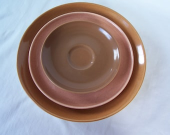 Vintage Russel Wright Iroquois Dinnerware Mixed Lot        S492