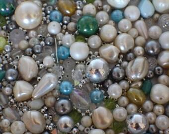 Destash Lot of Vintage Beads Free Shipping