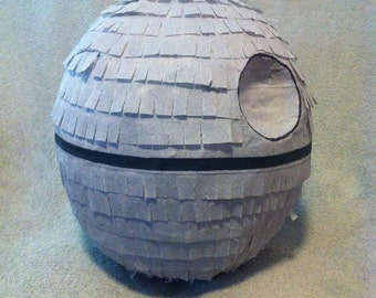 Death Star piñata, star wars pinata