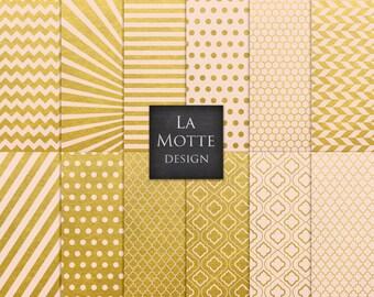 gold pink pattern paper digital gold foil pink  paper patterns 12 jpgs of gold pink paper background textures