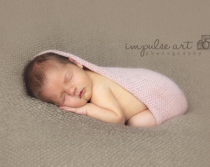Pattern - Newborn Soft Stretchy Knit Wrap Pattern