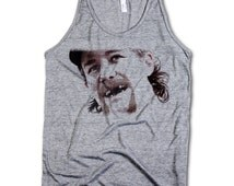 Duncan Keith Officially Licensed NHLPA Chicago Male Tank Top S-XL Keith Mullet