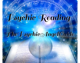 30 minutes Psychic Reading 1 question LIVE VIDEO format plus .JPG