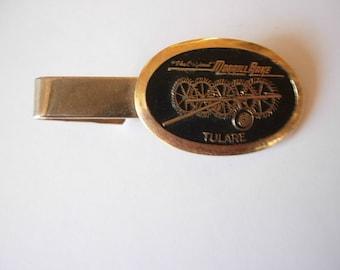 1960s Morrill  Tie Bar