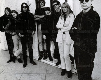 COOL RARE Andy Warhol x Velvet Underground - Photo Picture Art Print