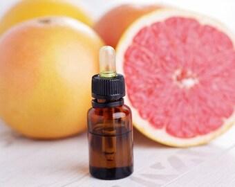 Grapefruit, Essential Oil